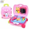 กระเป๋าเดินทางล้อลากสำหรับวิศวกรตัวจิ๋ว Huile Toy Carry-Along-Suitcase (Engineer)