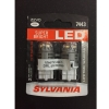 T20 W21/5W Sylvania ZEVO Super Bright LED 6000K ส่งฟรี EMS