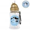 กระติกน้ำชนิดหลอดดูดพร้อมฝาปิด Skip Hop รุ่น Zoo Straw Bottle (Cow)