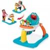 รถหัดเดินยอดนิยม Kolcraft Sesame Street Elmo 2-in-1 Activity Walker