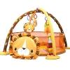 เพลย์ยิมพร้อมบ่อบอลสุดน่ารัก Konig Kids 3-in-1 Lion Activity Gym & Ball Pit