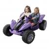 รถแบตเตอรี่ ATV คันยักษ์แบบ 2 ที่นั่ง Fisher-Price Power Wheels Dune Racer Extreme 12-Volt Battery-Powered Ride-On (Purple)