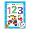 ชุดแฟลชการ์ดแสนสนุก First Fun Flashcards (123)