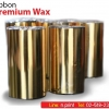 Ribbon Wax 110x300 F/OUT ( Premium )