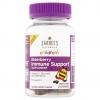 วิตามินเคี้ยวหนึบเสริมภูมิต้านทานจากธรรมชาติ Zarbee's Naturals Children's Elderberry Immune Support Gummies