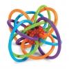ยางกัดทรงลูปเสริมพัฒนาการ The Manhattan Toy Winkel Rattle and Sensory Teether
