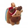 หนังสือตุ๊กตากวางเรนเดียร์กอดได้ Barron's Books on the Go! Cuddly Reindeer