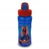 กระติกน้ำแบบหลอดดื่มสำหรับเด็ก Cool Gear Drink Bottle (Spider-Man: Homecoming)