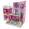 บ้านตุ๊กตาทรงโมเดิร์น KidKraft Uptown Dollhouse