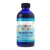 น้ำมันปลาบริสุทธิ์สำหรับเด็ก Nordic Naturals Children's DHA 530mg Omega 3 (8 Fl. Oz.)