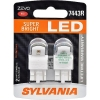 W21/5W Sylvania ZEVO Super Bright LED RED ส่งฟรี EMS