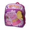 """กระเป๋าเป้สะพายหลังสำหรับเด็ก Peppa Pig Make Believe """"Fairy Magic!"""" 14 inch Backpack"""