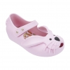 รองเท้ากระต่ายน้อยยอดฮิตสำหรับลูกสาว Mini Melissa Ultragirl Rabbit (Pale Pink)