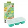 กล่องซิลิโคนสำหรับแช่แข็งอาหารพร้อมฝาปิด Mother's Corn Kitchen Ice Ecotainer (Green)
