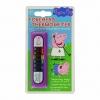 แผ่นปรอทวัดอุณหภูมิทางหน้าผาก Peppa Pig Forehead Thermometer