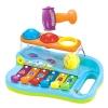 เครื่องดนตรีไซโลโฟนเสริมพัฒนาการ Huile Toys Enlighten Rainbow Xylophone