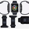 SmartWatch S08 ดีไซน์ Apple Watch