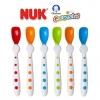 ช้อนป้อนอาหารสำหรับทารกและเด็กเล็ก NUK Gerber Graduates 6 Rest Easy Spoons