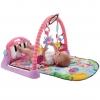 เพลย์ยิมเสริมพัฒนาการ Fisher-Price Kick 'n Play Piano Gym (Pink)