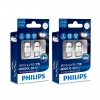 2x T10 Philips X-tremeUltinon LED 6000K (4 bulbs)