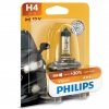 H4 Philips Vision +30% (Single Pack)