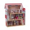 บ้านตุ๊กตาแสนอ่อนหวานขนาดกระทัดรัด Kidkraft Chelsea Doll Cottage