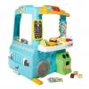 รถขายอาหารจำลองสำหรับเด็กเล็ก Fisher-Price Laugh & Learn Servin' Up Fun Food Truck