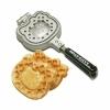 แม่พิมพ์วาฟเฟิลสำหรับเตาแก๊ส Hello Kitty Waffle Mold