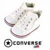 รองเท้าสุดเท่ห์สำหรับเด็ก Converse รุ่น First Star - Optical White
