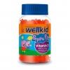วิตามิน D ชนิดกัมมี่สำหรับเด็ก Vitabioics Wellkid Peppa Pig Vitamin D 400IU
