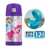 กระติกน้ำสเตนเลสรักษาอุณหภูมิ Thermos FUNtainer Vacuum Insulated Stainless Steel Bottle 12OZ (My Little Pony)