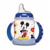 ถ้วยหัดดื่มปลอดสารพิษ Nuk 5-oz Learner Cup, Silicone Spout, BPA Free (Mickey Mouse)