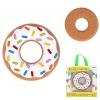 ยางกัดสุดหนึบปลอดสารพิษ SILLI CHEWS (Donut)