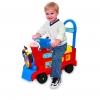 รถขาไถพร้อมกล่องหยอดบล็อค Kiddieland Play 'n Sort Activity Train Ride-On (Mickey Mouse)