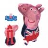 กระเป๋าเป้สะพายหลังสำหรับเด็ก Peppa Pig Limited Edition Rucksack (Peppa Pig & Union Jack with Tutu)