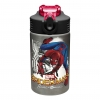 กระติกน้ำสเตนเลสพร้อมหลอดดื่ม Zak! Stainless Steel Reusable Water Bottle (Spider-Man : Homecoming)
