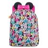 กระเป๋าเป้สะพายหลังสำหรับเด็ก Disney Backpack (Minnie Mouse Rainbow)