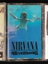 เทปเพลงวง Nirvana 3 อัลบั้ม