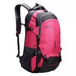 NL04 กระเป๋าเดินทาง สีชมพู ขนาดจุสัมภาระ 45 ลิตร
