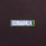 Samsung SM961 1TB (NVMe) Top Model MZVKW1T0HMLH Gen3 M.2 80mm PCIe 3.0 Read/Write : 3200 / 1800 MB/s