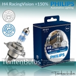 PHILIPS RACING VISION +150% (Twin Pack)