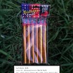 ไฟเย็นปักเค้ก ไฟเย็นแชมเปญ พลุเทียนวันเกิด (Sparkling Candle/Birthday Candle/Party Candle) 7 นิ้ว 45 วินาที 1 แพค 6 แท่ง เฉลี่ยแท่งละ 66 บาท จากปกติ 125 บาท