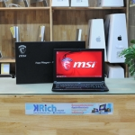 MSI GS60 2PC-239TH GHOST Core i7-4710HQ 2.5GHz RAM 16GB HDD 1TB Nvidia GTX860M 2GB Warranty 14-05-17