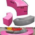 AIS FIberglass Chair