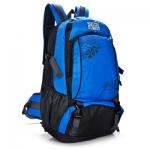 NL01 กระเป๋าเดินทาง สีน้ำเงิน ขนาดจุสัมภาระ 41 ลิตร