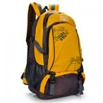 NL01 กระเป๋าเดินทาง สีเหลืองไข่ ขนาดจุสัมภาระ 41 ลิตร