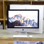 iMac 27-inch Retina 5K Mid2017 Quad-Core i5 3.4GHz RAM 8GB HDD 1TB Fusion Drive AMD Radeon 570 4GB FullBox Apple Warranty 09-01-19