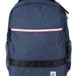 กระเป๋าเป้สะพายหลัง FILA Portable Gear Backpack - Navy Blue