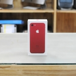 Brand New iPhone 7 Red Product 128GB Apple Warranty 07-06-18