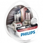 H4 Philips Vision Plus +60% ส่งฟรี